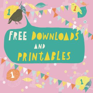 Gratis downloads en printables