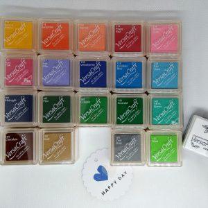 Perlenfischer-Versacraft-Versacolor inkt voor stempelen